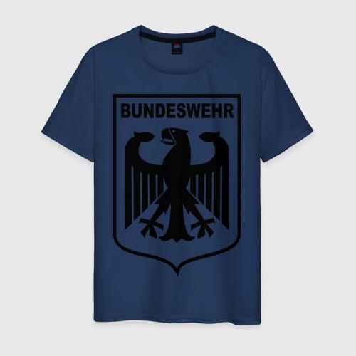 Мужская футболка хлопок Bundeswehr (2)