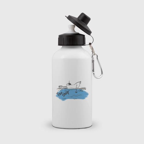 Бутылка спортивная The Ship