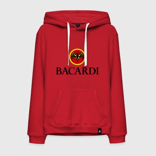 Мужская толстовка хлопок Bacardi