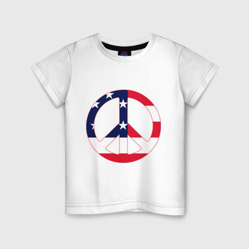 Детская футболка хлопок Пацифик