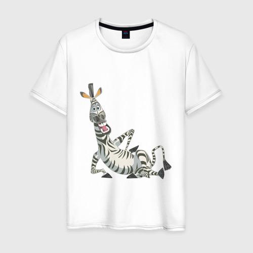 Мужская футболка хлопок Мадагаскар (4)