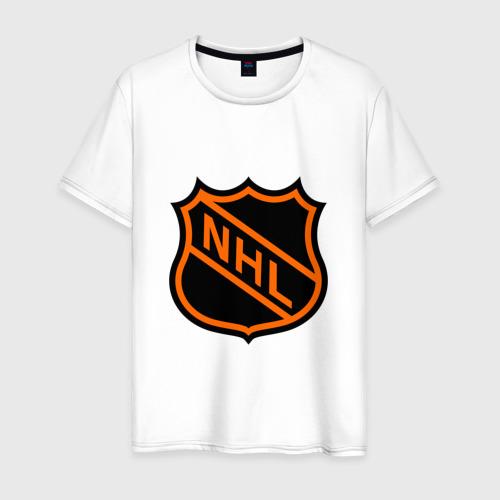 Мужская футболка хлопок NHL