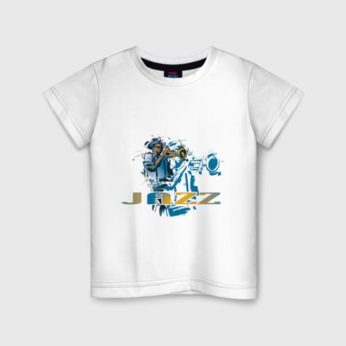 Детская футболка хлопок Jazz (2)