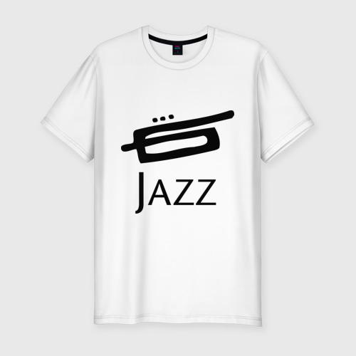 Мужская футболка хлопок Slim Jazz (3)