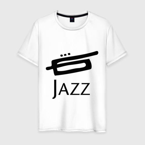 Мужская футболка хлопок Jazz (3)