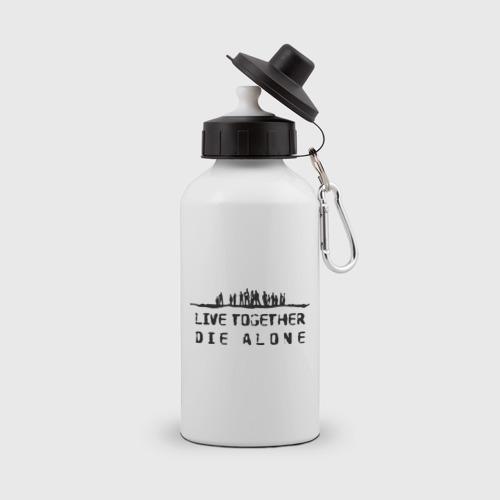 Бутылка спортивная Lost (8)