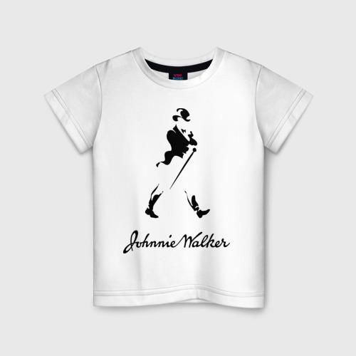 Детская футболка хлопок Johnnie Walker (2)