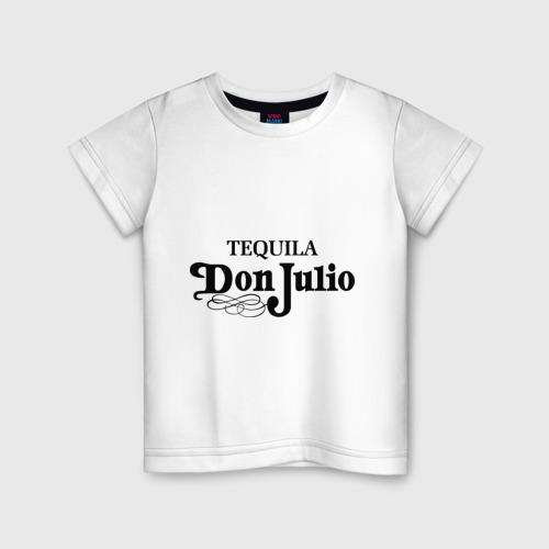 Детская футболка хлопок Tequila don julio
