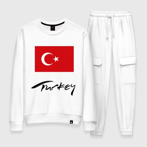 Женский костюм хлопок Turkey (2)