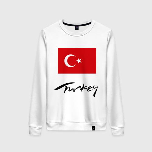 Женский свитшот хлопок Turkey (2)