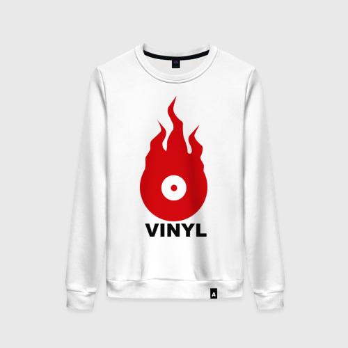 Женский свитшот хлопок Vinyl