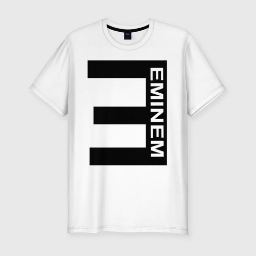 Мужская футболка хлопок Slim Eminem(2)