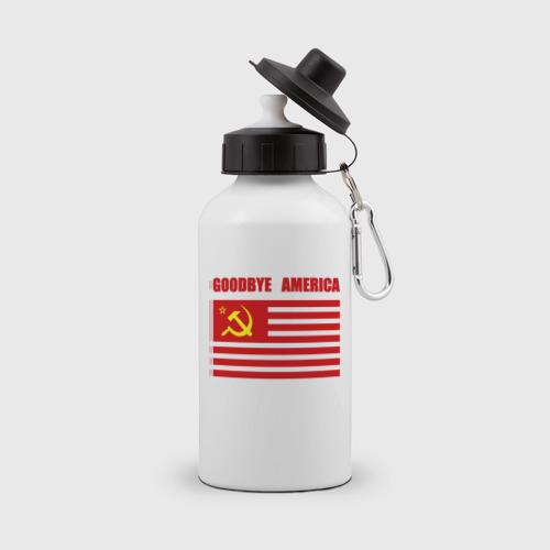 Бутылка спортивная Goodbye America