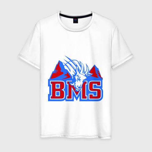 Мужская футболка хлопок Blue Mountain State