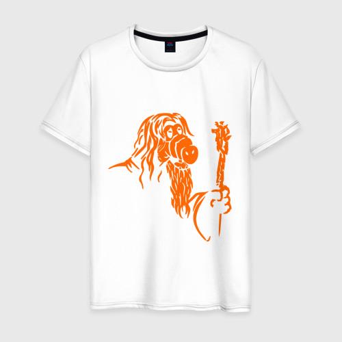 Мужская футболка хлопок Мастер альф