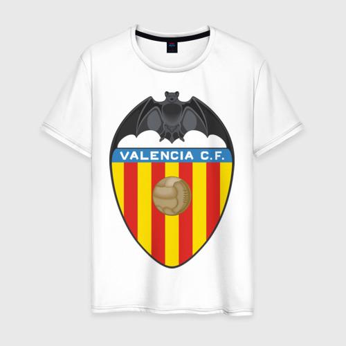 Мужская футболка хлопок Spanish Primera. Valencia FC