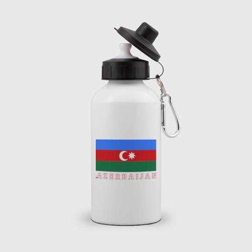 Бутылка спортивная Азербайджан