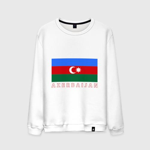 Мужской свитшот хлопок Азербайджан