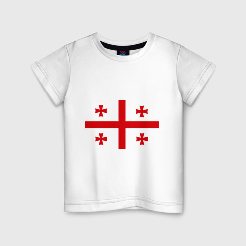 Детская футболка хлопок Грузия