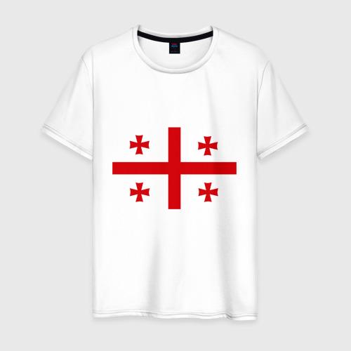 Мужская футболка хлопок Грузия