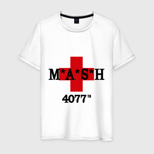 Мужская футболка хлопок M*A*S*H
