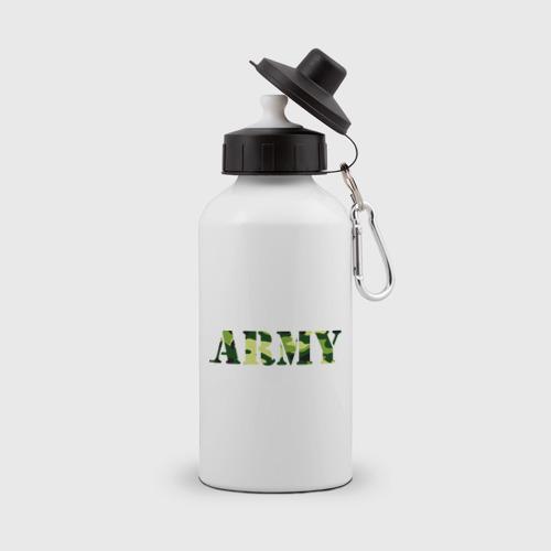 Бутылка спортивная Army