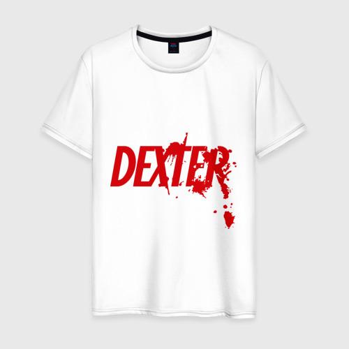 Мужская футболка хлопок Dexter - Декстер