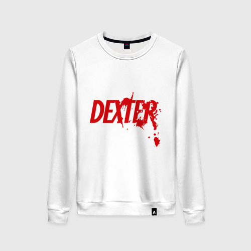 Женский свитшот хлопок Dexter - Декстер