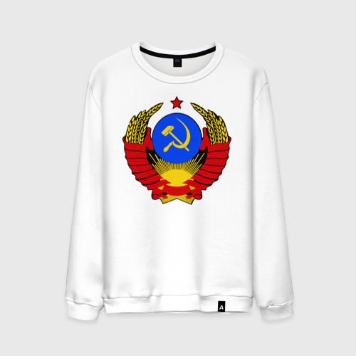 Мужской свитшот хлопок СССР (5)