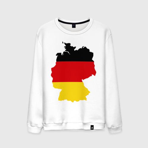 Мужской свитшот хлопок Германия (Germany)
