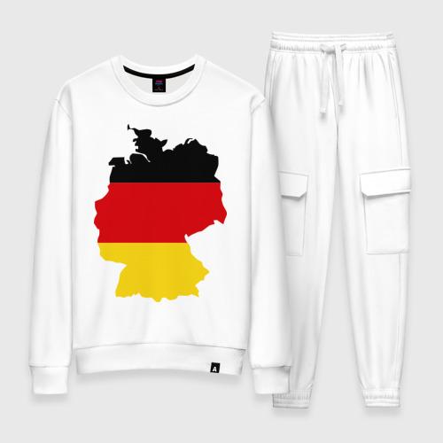 Женский костюм хлопок Германия (Germany)