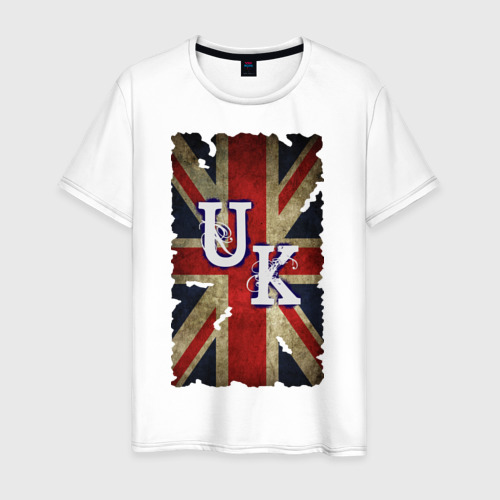 Мужская футболка хлопок United Kingdom
