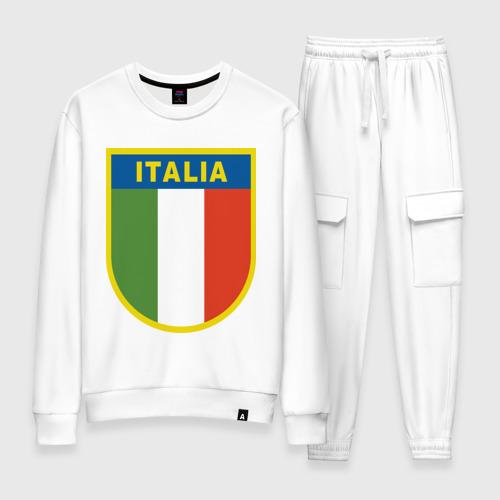 Женский костюм хлопок Италия