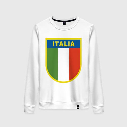 Женский свитшот хлопок Италия