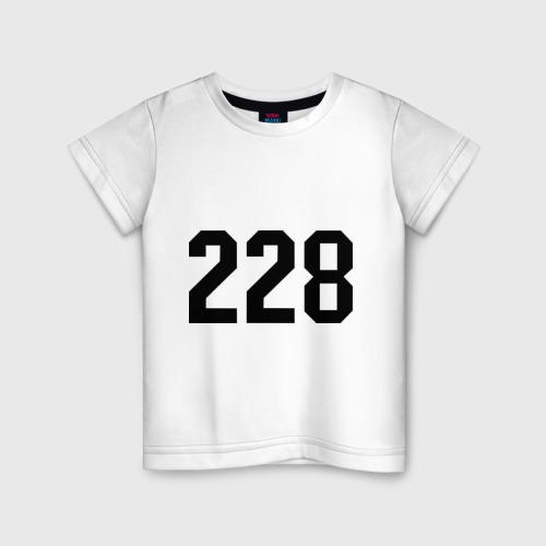 Детская футболка хлопок 228 (4)