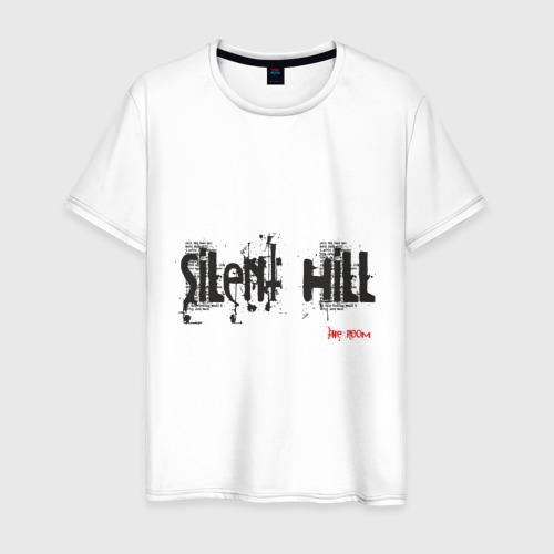 Мужская футболка хлопок Sillent Hill