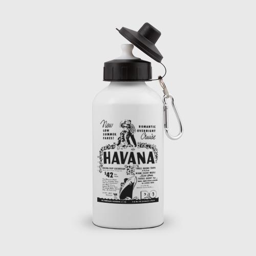 Бутылка спортивная Куба афиша
