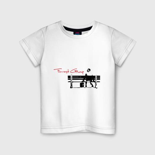 Детская футболка хлопок Форест Гамп