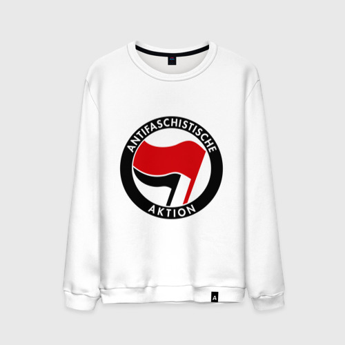 Мужской свитшот хлопок Antifa (1)