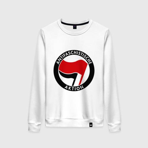 Женский свитшот хлопок Antifa (1)