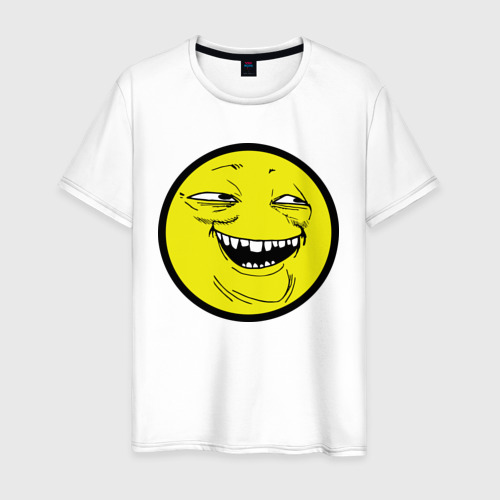 Мужская футболка хлопок PEKA