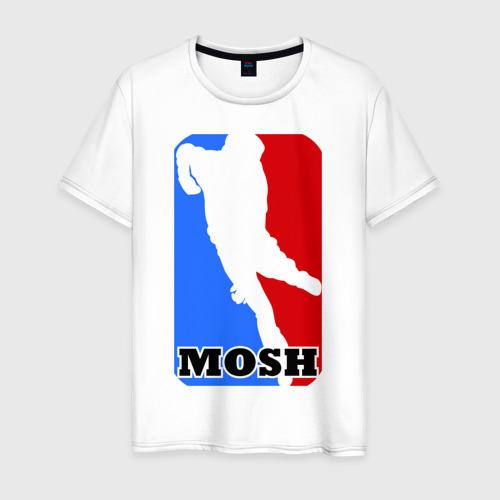 Мужская футболка хлопок Mosh (1)