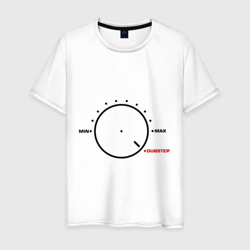 Мужская футболка хлопок Регулятор dubstep