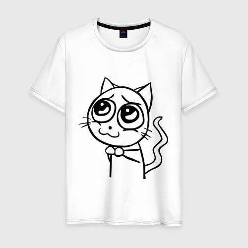 Мужская футболка хлопок Please (пожалуйста)
