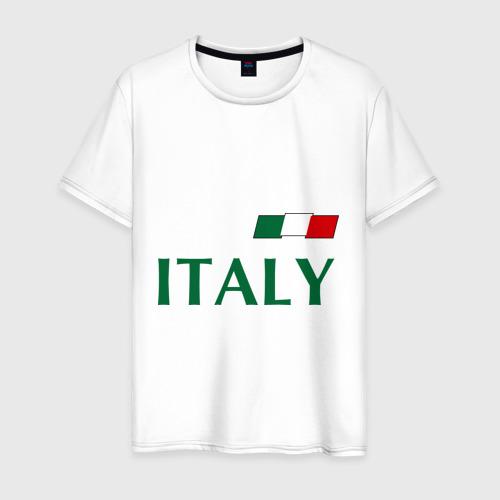 Мужская футболка хлопок Сборная Италии - 10