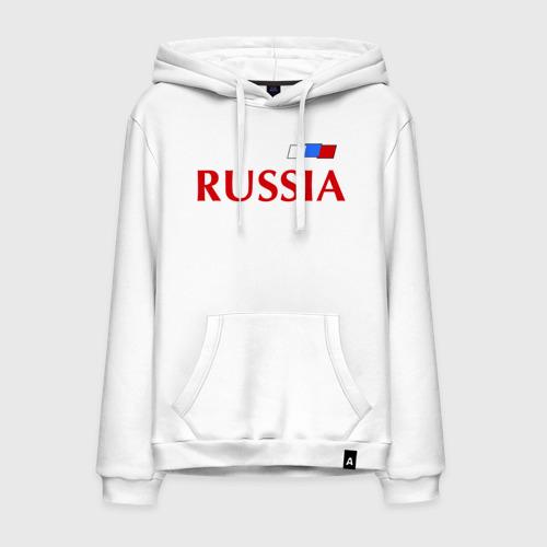 Мужская толстовка хлопок Сборная России