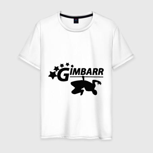 Мужская футболка хлопок GIMBARR (2)