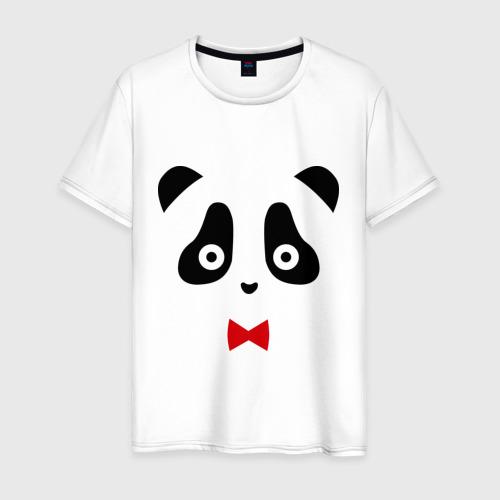 Мужская футболка хлопок Панда (мужская)