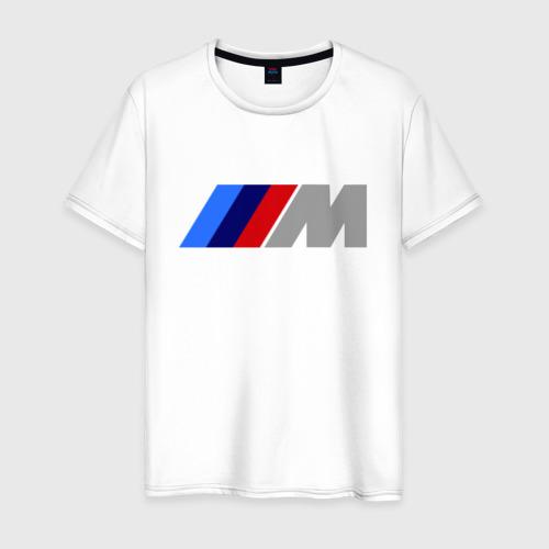 Мужская футболка хлопок BMW M