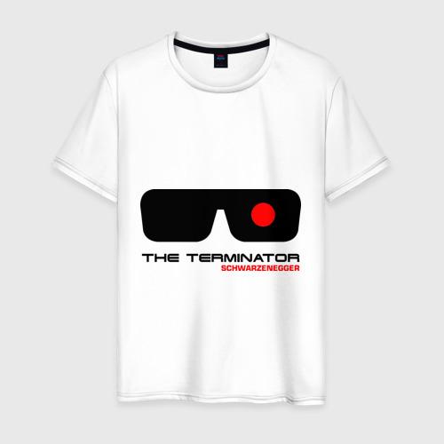 Мужская футболка хлопок The Terminator